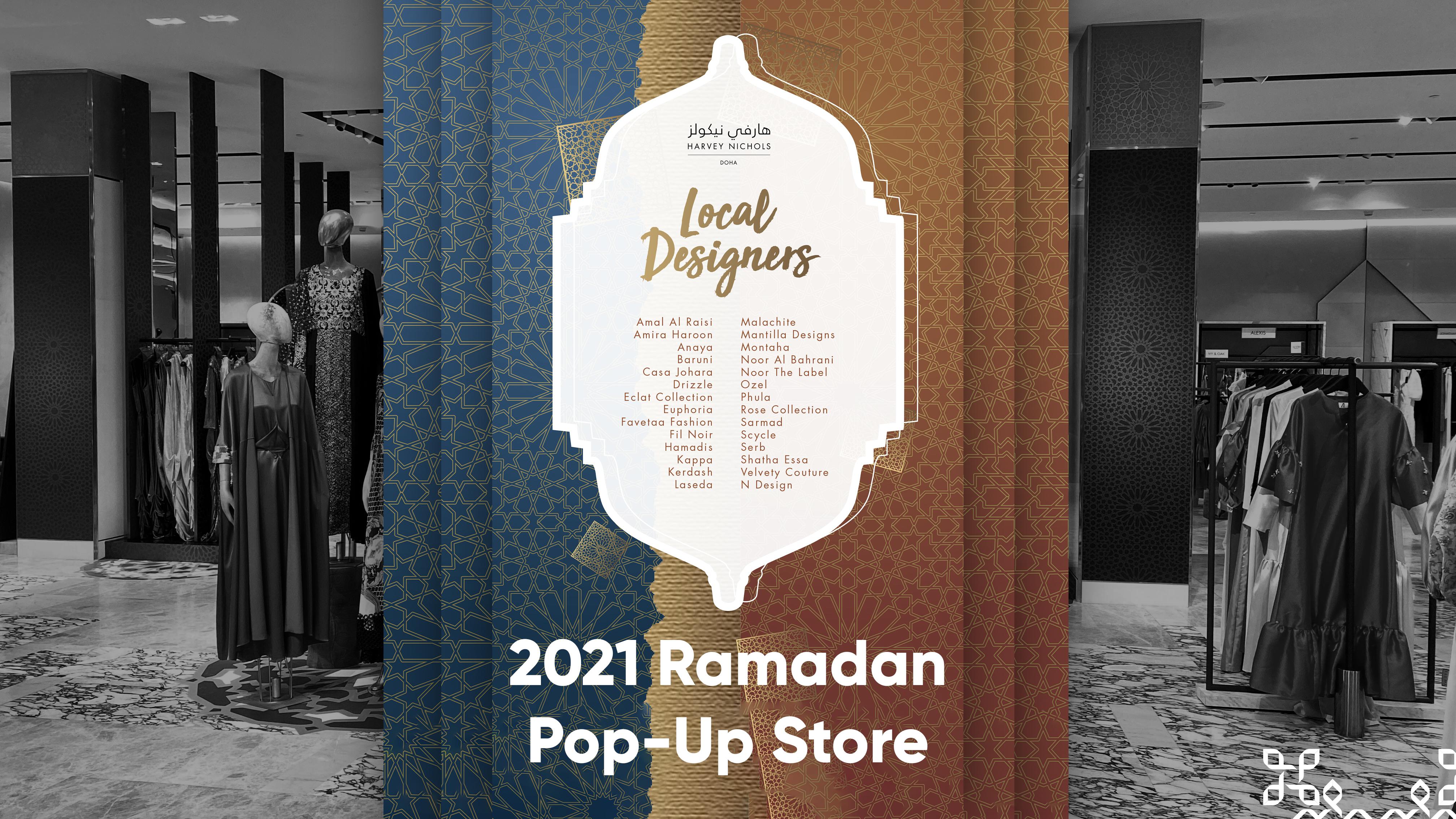 Harvey Nichols, Doha: Ramadan Pop Up Store